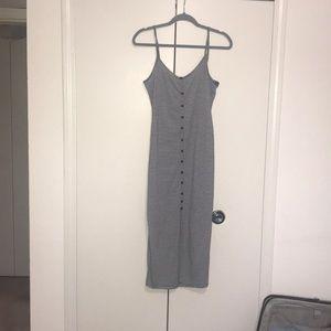 Dress, size medium (fits like a size 4 body con)